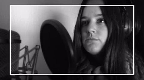 Azucena mi vídeo en la campaña Talento de Octubre