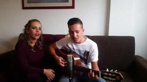 (Como tu sangre en mi cuerpo) - Nauzet y Samara #HitsbookMúsica