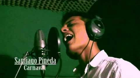 Santiago Pineda Cover- Carnaval Maluma