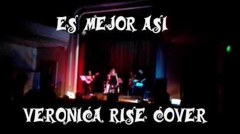 Es Mejor Así - Cristian Castro y Reik - Cover #HitsbookMúsica